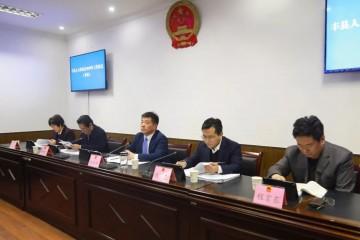 全市组织系统调研宣传信息工作会议在丰县召开