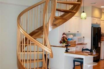 楼梯在客厅风水好吗?客厅楼梯安装方位哪里好?