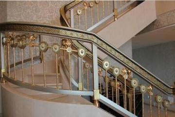 铝合金楼梯扶手怎么样