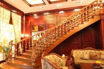 跃层楼梯用什么来做?跃层楼梯样式尺寸如何设计?