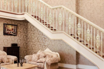 复式楼梯一般尺寸 复式楼梯有哪些类型讲究?