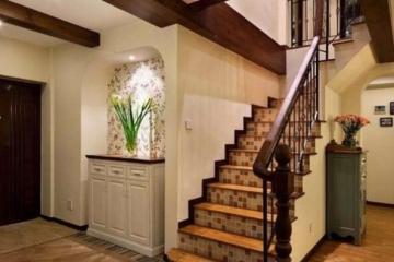 室内水泥楼梯铺什么好?室内水泥楼梯装修注意事项
