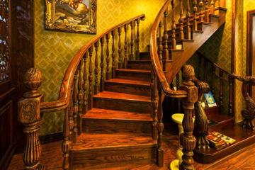 阁楼楼梯宽度一般多少?阁楼楼梯尺寸标准