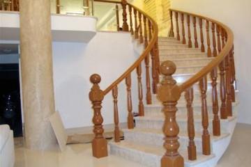 楼梯配件有哪些?楼梯一般由哪些部分组成?