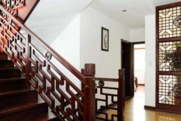 中式楼梯设计有什么特点?