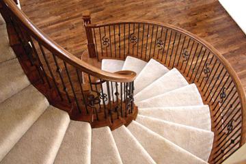 木质楼梯制作方法