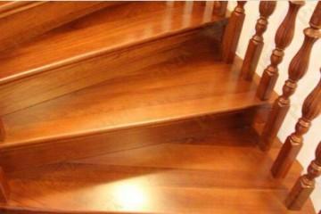 实木楼梯踏步板尺寸一般是多少?实木楼梯踏步板厚度是多少