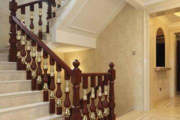 复式楼梯可用什么材质楼梯?