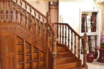 实木楼梯什么木材好?