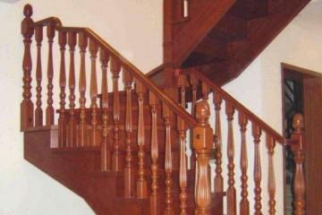 实木楼梯如何清洁保养?实木楼梯保养技巧