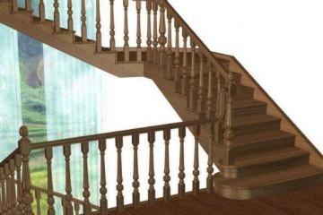 u型楼梯怎么样?室内楼梯选择注意事项