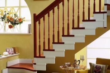 实木楼梯材质有哪些 实木楼梯安装方法