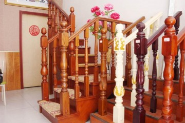 实木楼梯安装的流程是怎样的?