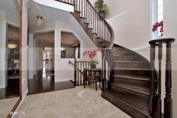 家装实木楼梯结合当今市场几种主导材质的优缺点进行分析?