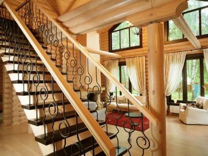 各种充满个性的实木楼梯!保证让你眼前一亮!