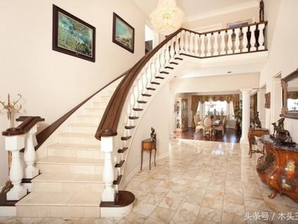 几种常见实木楼梯材料的选择应用