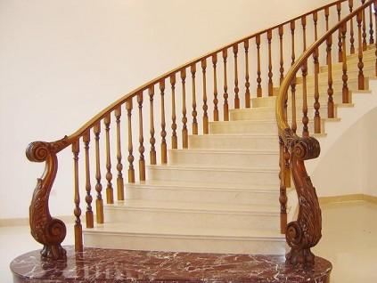 实木楼梯的养护方法你知道吗?