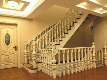 实木楼梯保养五大秘诀