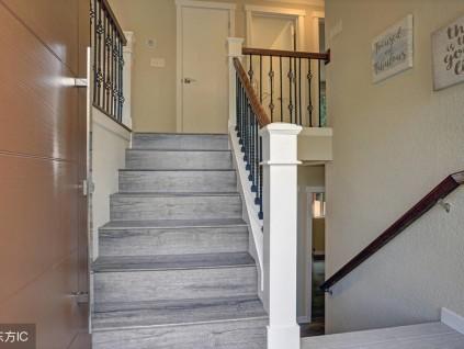 生活中收纳楼梯,实木楼梯中的小心机