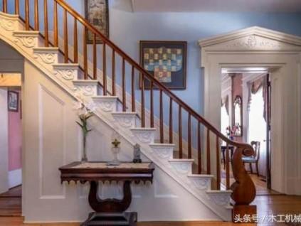 高档实木楼梯优秀案例
