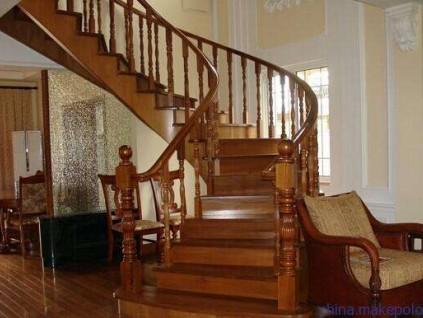 为什么实木楼梯都选择用榉木?榉木楼梯好不好?