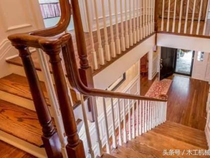 实木楼梯优秀案例赏析