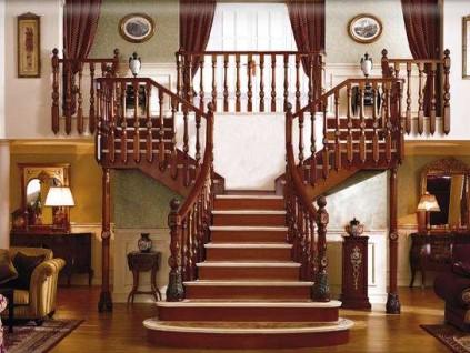 实木楼梯踏步板知识:楼梯踏步板尺寸