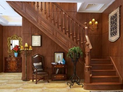 实木楼梯:如何清洁?如何保养